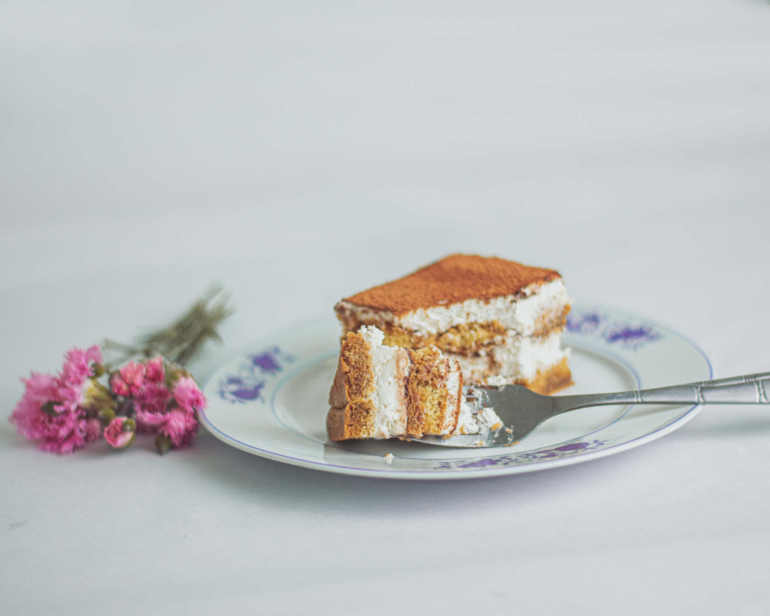 サクサク生地のチーズケーキ